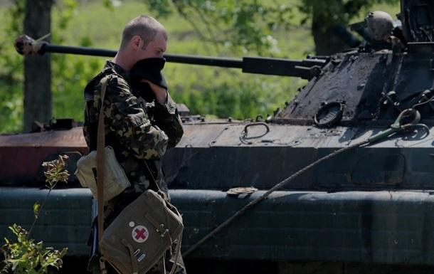 Донецкая ОГА сообщает о 16 погибших возле Волновахи и 32 раненных