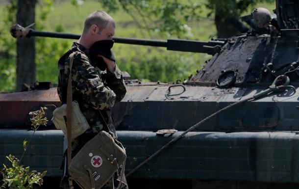 Число погибших военных под Волновахой увеличилось до 18 - СМИ