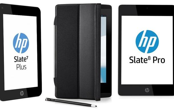 Hewlett-Packard представила 100-долларовый планшет