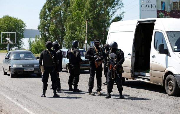 Батальон Азов поставил ультиматум сепаратистам, иначе -  жесткая зачистка