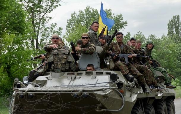 Украинские силовики взяли сепаратистов в кольцо – Минобороны