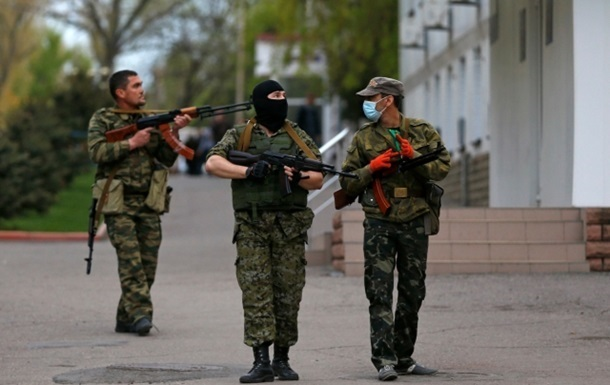 В Луганске похитили общественного активиста - СМИ