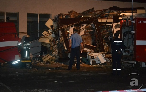 Милиция нашла виновных в падении строительного крана в Харькове