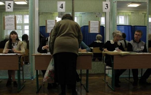 В Харькове открылись все участки для голосования