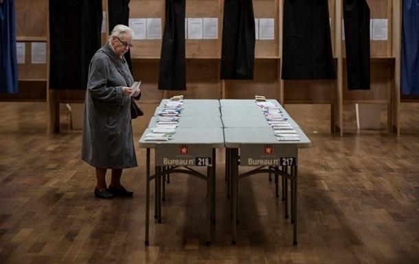 На выборах в Европарламент - низкая явка