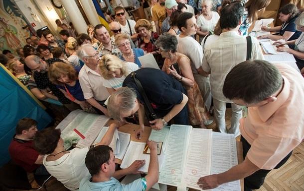Явка на выборах по 38 из 225 округов составила 60,04% - ЦИК