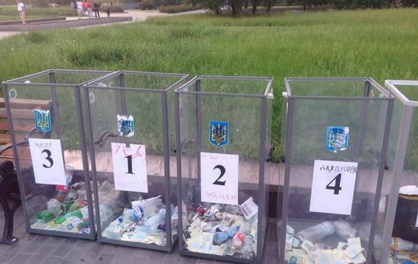 МВД и СБУ не смогли обеспечить безопасность во время выборов на Востоке – КИУ