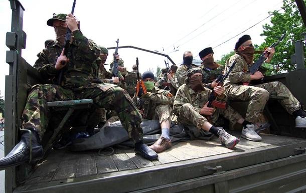 В бою возле Карловки убито 11 бойцов батальона Восток – Семенченко