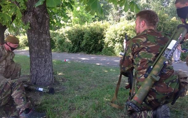 В Донецке ополченцы захватили мост - СМИ