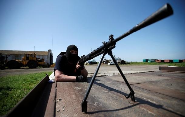 АТО в Донецке приостановили до утра