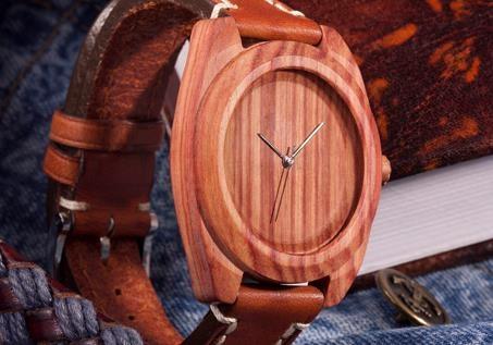 Бренд AA Wooden Watches выпустил линейку часов из ценных пород дерева