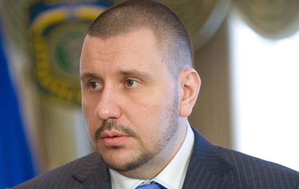 Клименко обещает пожать руку человеку, который ликвидирует коррупцию на таможне