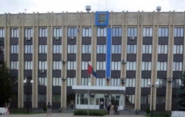 В Артемовске и Харцызске разобрали баррикады возле горсоветов