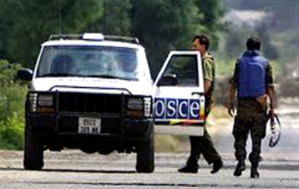 Членов ОБСЕ удерживает пророссийская группировка – МИД