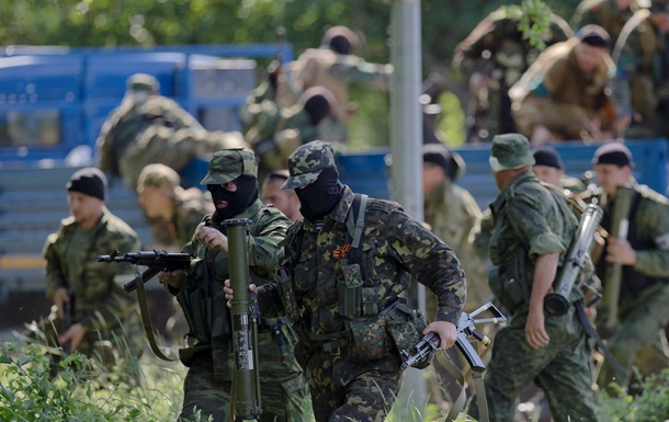 Интернет о боях в Донецке: то ли стрельба за окном, то ли соседи мебель двигают