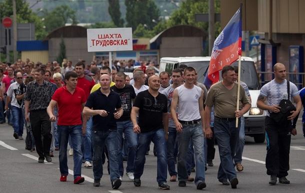 За 28 мая в Донецке ранены четверо мужчин - МВД