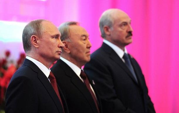 Россия, Казахстан и Беларусь создали Евразийский экономический союз
