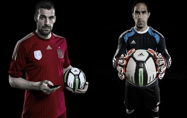 Adidas выпустила смарт-мяч, учащий играть в футбол