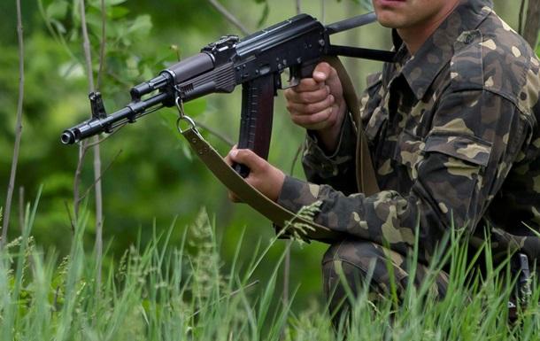 Нацгвардия: Бойцы АТО уничтожили группу боевиков, сбивших украинский вертолет