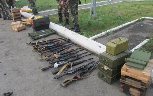 В Луганской области обстреляли пограничников, есть раненые