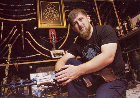Нас пугают мифом о чеченских боевиках