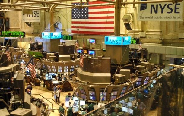 Впервые с 2011 года экономика США сократилась