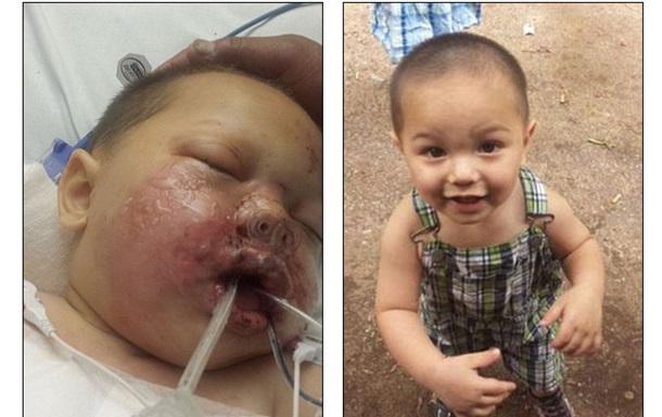 В США спецназ бросил светошумовую гранату в кроватку с ребенком
