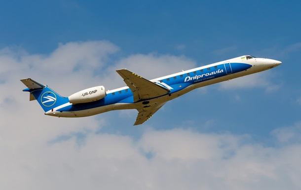 Днеправиа запускает в июне семь новых рейсов из Харькова