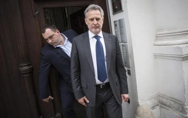 Фирташ посоветовал Яценюку, как вернуть Крым