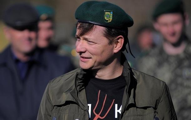 Пограничники задержали группу вооруженных сепаратистов - Ляшко