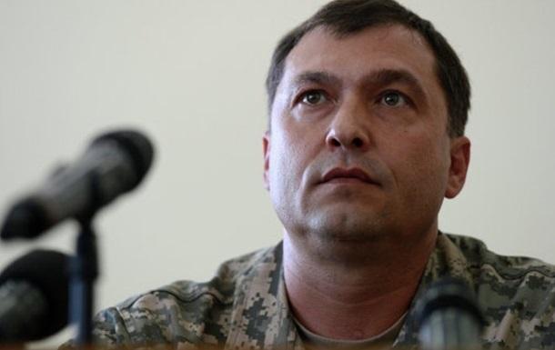 Болотов: В плену ЛНР 20 солдат-срочников