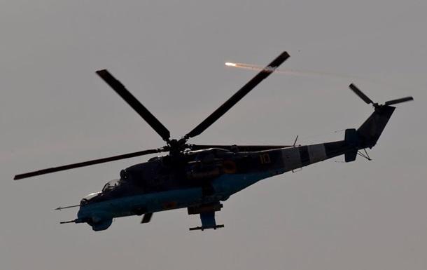 В Луганской области штурмуют погранотряд, на помощь направлена военная авиация