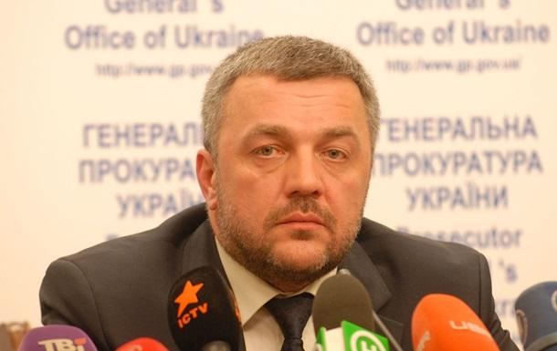 ГПУ возбудила новое дело против Попова, Сивковича и Коряка - Махницкий