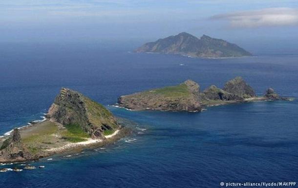 Япония обвинила Китай в нарушении территориальных вод