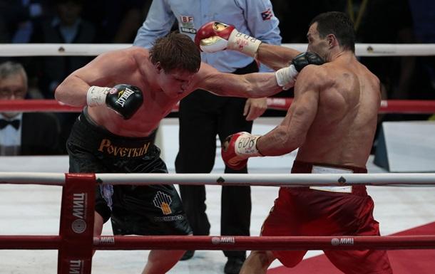 Кличко согласен драться с Поветкиным в Киеве
