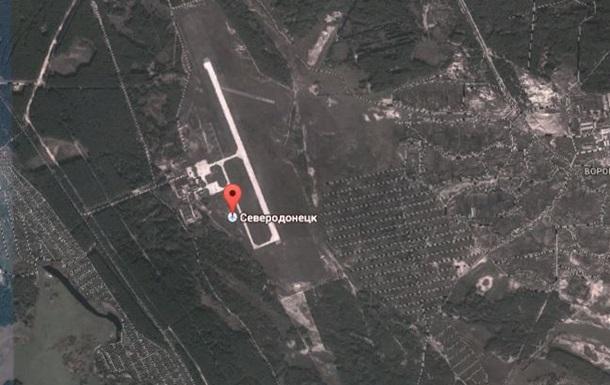 Из Северодонецкого аэропорта похитили десять авто вместе с охраной