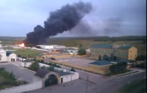В Луганске штурмуют пограничный отряд, есть раненые - Госпогранслужба