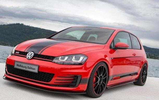 Стажеры Volkswagen создали 380-сильный Golf GTI
