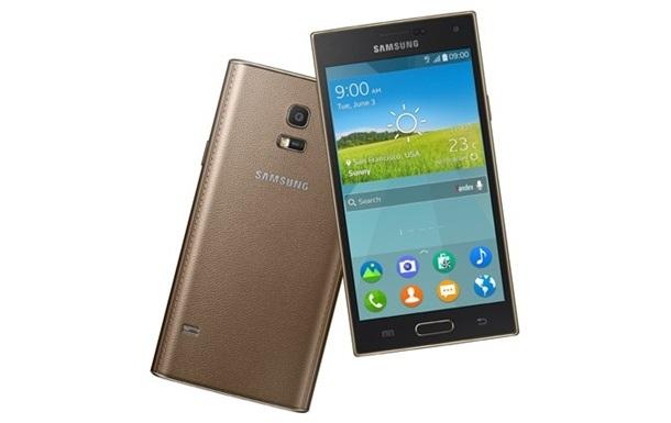 Samsung представила первый смартфон на собственной ОС Tizen
