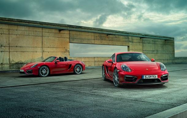 Спорткары Porsche оснастят 1,6-литровыми четырехцилиндровыми двигателями