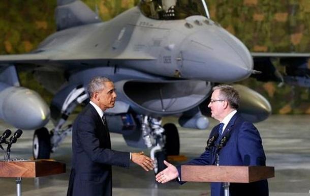Обама: Защита Восточной Европы - священный долг США