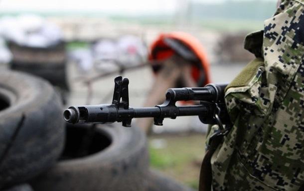 Под Луганском захвачена воинская часть – СМИ