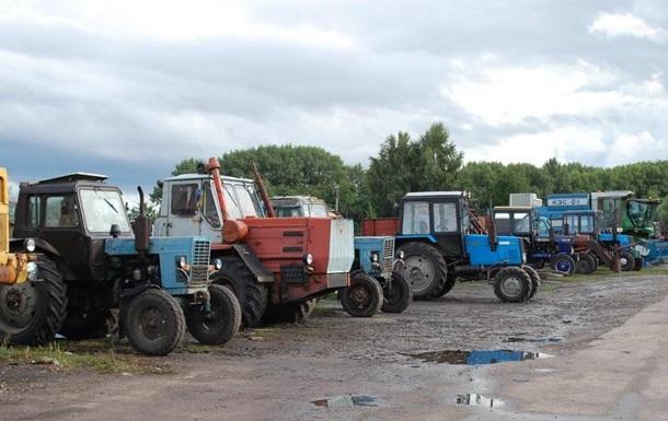Рада разрешила не проходить техосмотры для  сельхозтехники