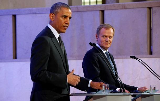Туск: Позиции Польши и США по Украине полностью совпадают