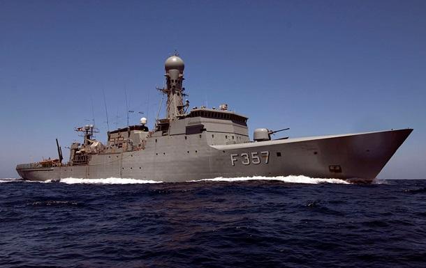 Дания направит в Балтийское море военный корабль и патрульный самолет