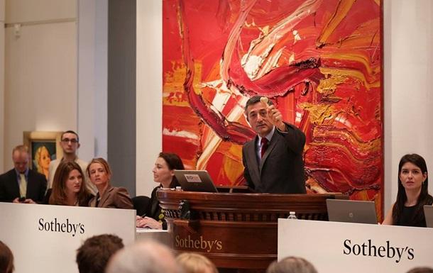 На аукционе Sotheby s продали произведения русского искусства на 9 миллионов долларов