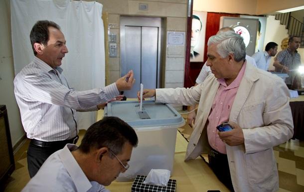 В Сирии прошли президентские выборы