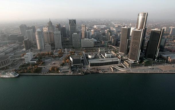 Сенат выделил финансовую помощь обанкротившемуся Детройту