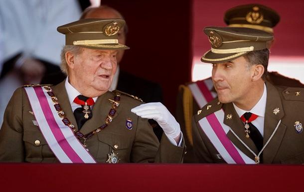 Испанское правительство приняло законопроект о престолонаследии