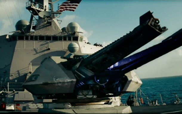 Корреспондент: Америка поставит на свои корабли электромагнитные орудия